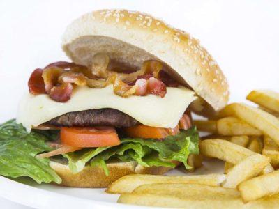 hamburguesa rinconcito