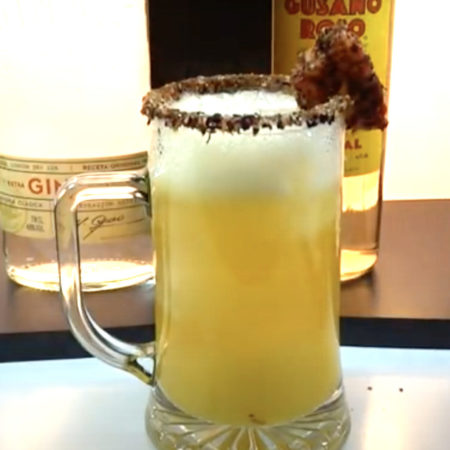 Michelada Passion Fruit