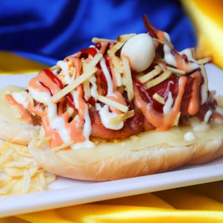 Hot Dog Colombiano
